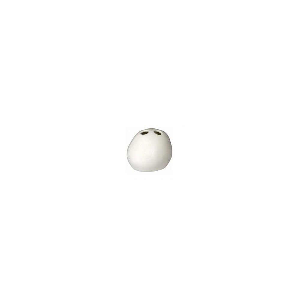 Suport periute de dinti alb Bisk Tulip( 496533)
