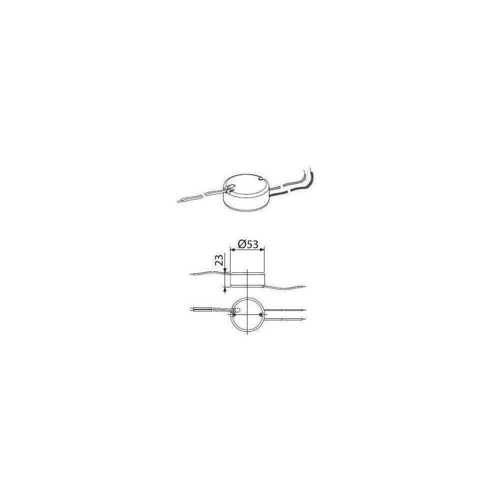 Sursa de alimentare Alcaplast AEZ310 pentru dispozitiv de clatire automat si pentru iluminare buton poza