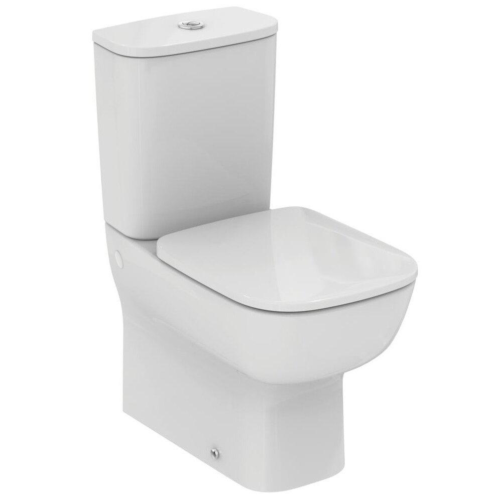 Vas wc pe pardoseala pentru rezervor asezat Ideal Standard Esedra btw neakaisa.ro