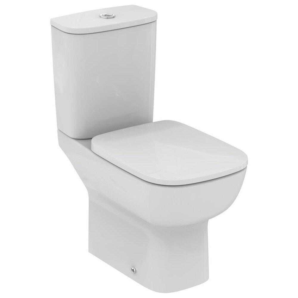 Vas wc pe pardoseala pentru rezervor asezat Ideal Standard Esedra imagine