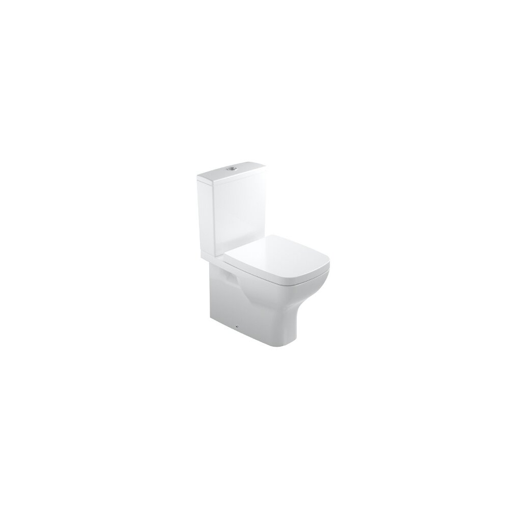 Vas wc pe pardoseala pentru rezervor asezat btw Gala Street Square imagine