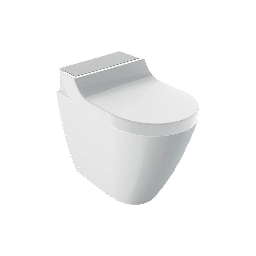 Vas wc pe pardoseala Geberit Aquaclean Tuma Comfort cu functie de bideu electric poza