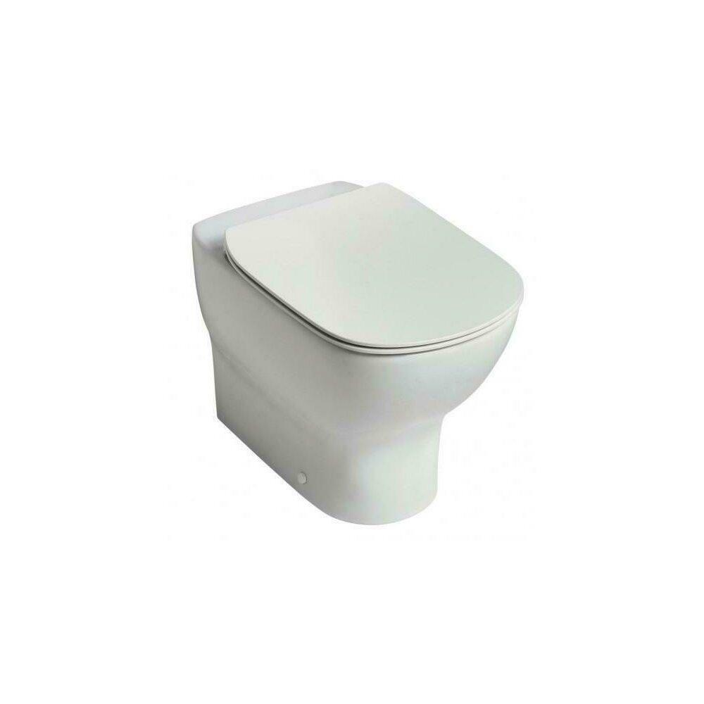 Vas wc pe pardoseala Ideal Standard Tesi AquaBlade btw pentru rezervor ingropat neakaisa.ro