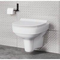 Vas wc suspendat Cersanit City Clean On cu capac inchidere lenta