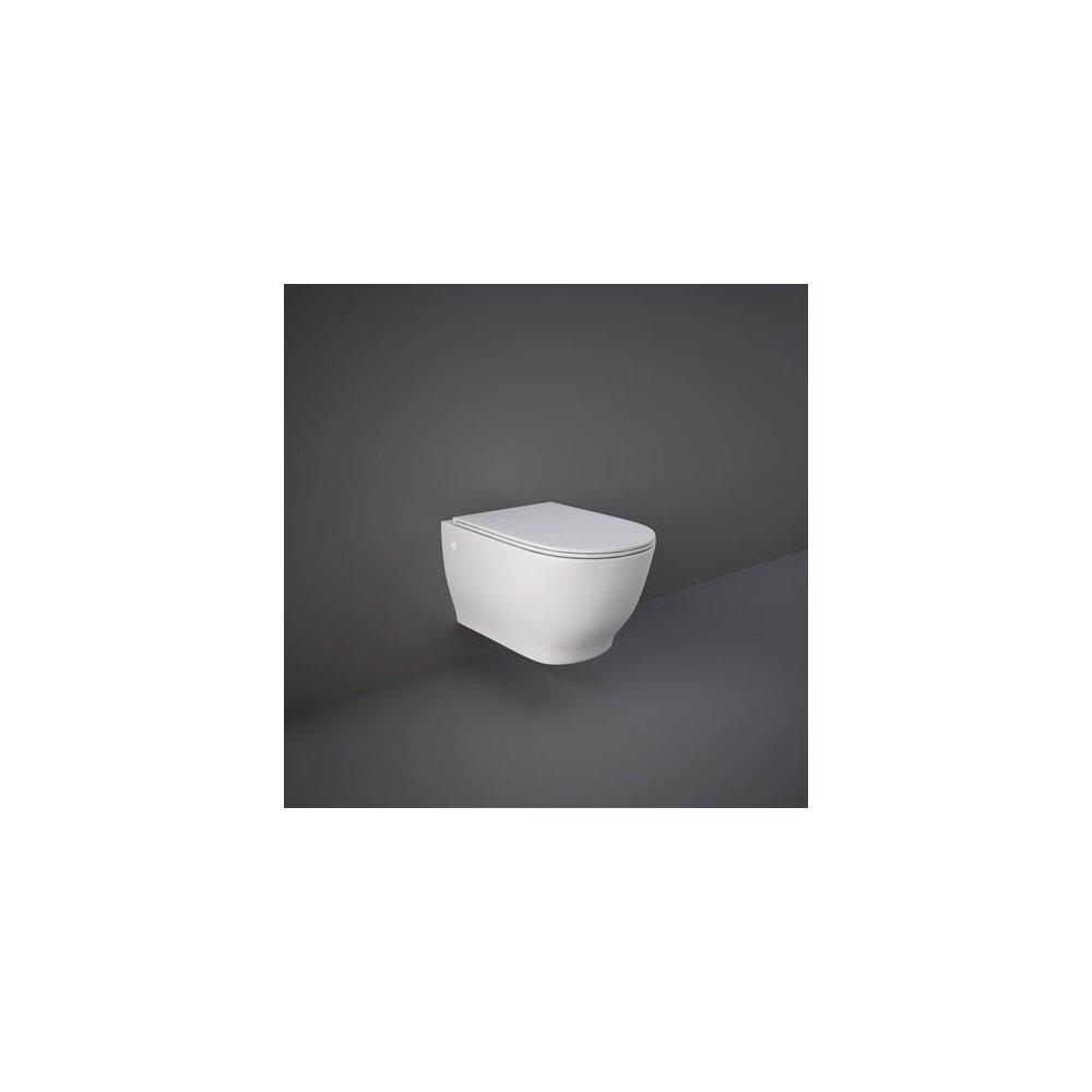 Vas wc suspendat Rak Ceramics Moon poza