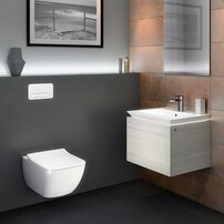Vas wc suspendat Villeroy&Boch Legato Direct Flush