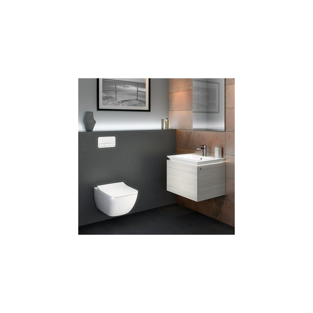 Vas wc suspendat Villeroy&Boch Legato Direct Flush imagine neakaisa.ro