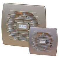 Ventilator de baie 100mm Elplast EOL 100 B GF masca aurie