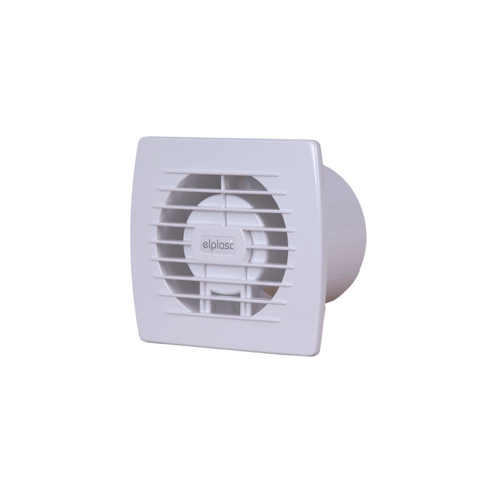 Ventilator de baie 150mm Elplast EOL 150 B imagine neakaisa.ro
