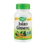 Asian Ginseng 560mg - Nature's Way, 50cps