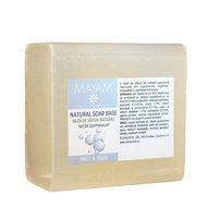Baza de sapun melt & pour transparent, 465 gr, Mayam