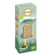Biscuiti din ovaz cu alge bio 120g Bio Darma PROMO