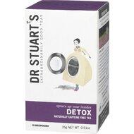 Ceai DETOX dr. Stuart's 15 plicuri PROMO