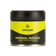 Ceai Matcha BIO, Infused, Imperial, 30gr
