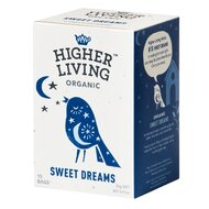 Ceai SWEET DREAMS bio, 15 plicuri, Higher Living PROMO