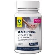 D-manoza si merisor 2200mg, 24 tablete vegane RAAB