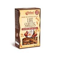 Life Sweets - desert din hrisca germinata si cocos raw bio 100g Lifefood