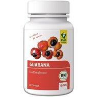 Guarana bio 500mg, 80 capsule vegane RAAB PROMO