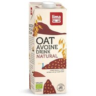 Lapte de ovaz natural bio 1L Lima