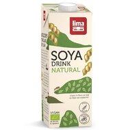 Lapte de soia bio 1L Lima