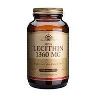 Lecithin 1360mg 100cps (Lecitina din soia) SOLGAR