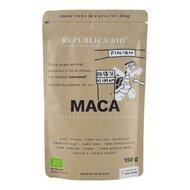 Maca, pulbere ecologica pura Republica BIO, 150 g
