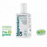 Magnesium Oil Body Spray (100 ml), BetterYou
