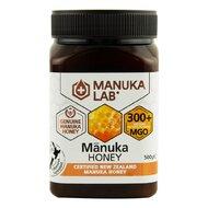 Miere de Manuka MANUKA LAB, MGO 300+ Noua Zeelanda, 500 g, naturala