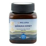 Miere de Manuka MELORA, MGO 300+ Noua Zeelanda, 250 g, naturala