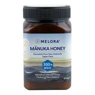 Miere de Manuka MELORA, MGO 300+ Noua Zeelanda, 500 g, naturala