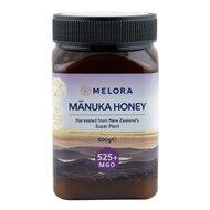 Miere de Manuka MELORA, MGO 525+ Noua Zeelanda, 500 g, naturala