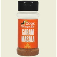 Mix de condimente Garam Masala bio 35g Cook