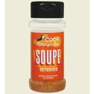 Mix de condimente pentru supa bio 40g Cook