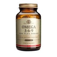 Omega 3-6-9 60cps SOLGAR