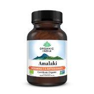 Organic India Amalaki - Vitamina C & Antioxidanti Naturali 60 caps