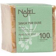 Sapun Alep cu 100% ulei de masline, 200g - NAJEL