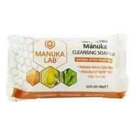 Sapun MANUKA LAB cu miere de Manuka MGO 525+, ulei de Manuka MBTK 25+ si ulei de Tea Tree, 100 g, natural