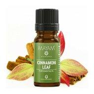Scortisoara ulei esential pur (cinnamomum zeylanicum) 10 ml