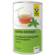 Stevia pulbere extract solubil premium 50g RAAB PROMO
