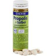 Dropsuri cu propolis si salvie bio 60tb HOYER