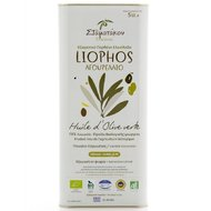 Ulei de masline extravirgin Liophos Early Harvest, bio, 5 litri, Stamatakos Olivegrove