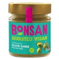 Unt de Ghee vegan din ulei de masline bio 200g Bonsan
