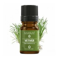 Vetiver ulei esenţial  (vetiveria zizanioides), 5 ml