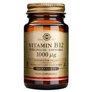 Vitamina B12 1000mg, 100tb - Solgar