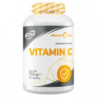 Vitamina C 1000mg, 90 tablete, 6Pak Nutrition