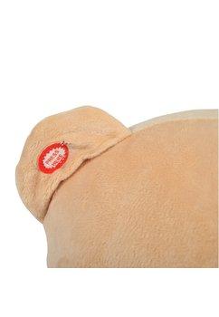 Balansoar, ursulet, cu tricou in dungi