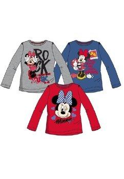 Bluza Minnie Mouse, gri