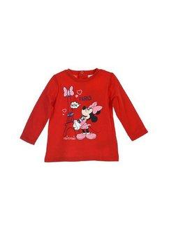 Bluza rosie, Minnie Mouse, Wow