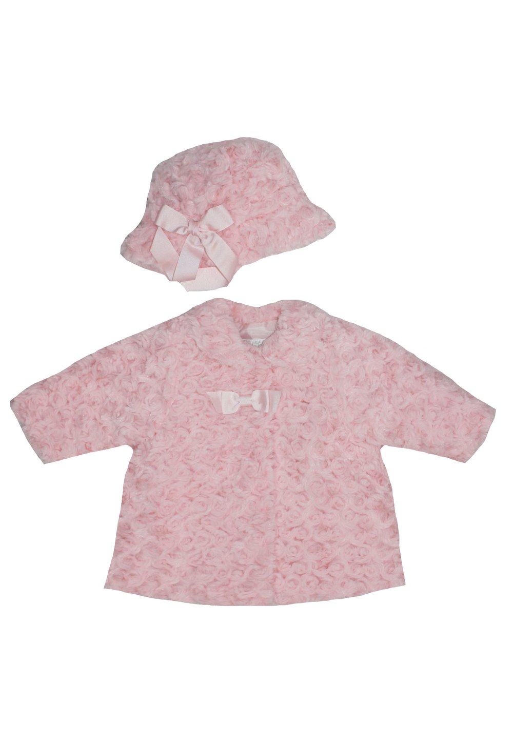 Bundita, roz, cu palarioara imagine