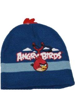 Caciula Angry Birds Albastru